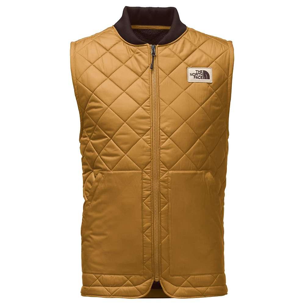 The North Face Men's Cuchillo Insulated Vest - XL - Golden Brown