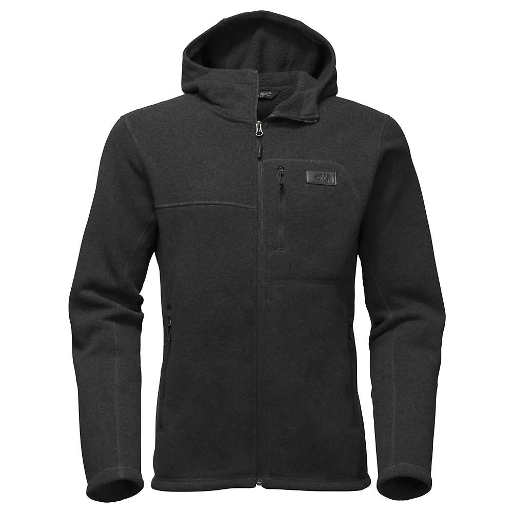The North Face Men's Gordon Lyons Hoodie - Small - TNF Black Heather