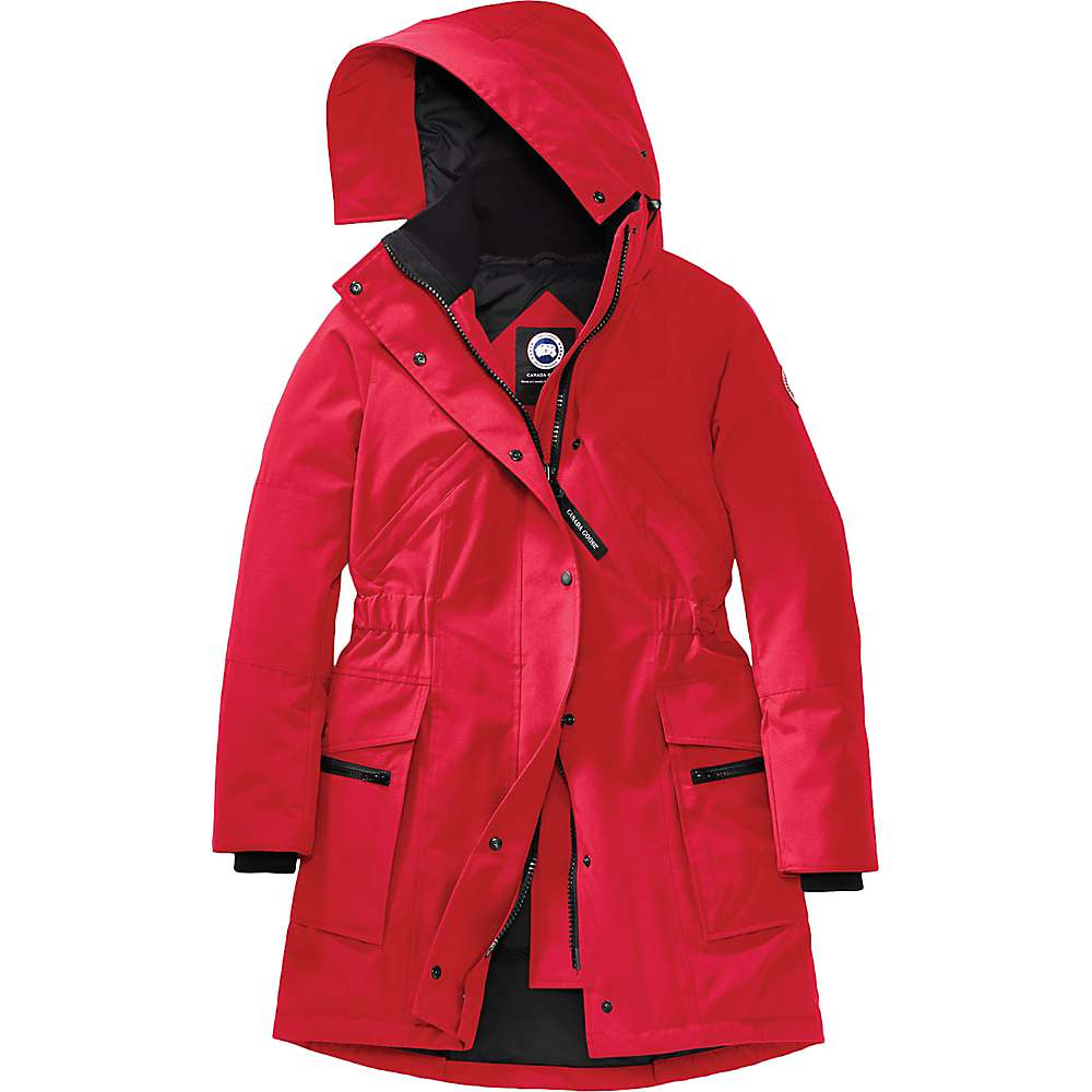 Canada Goose Women's Kinley Parka - Large - Red