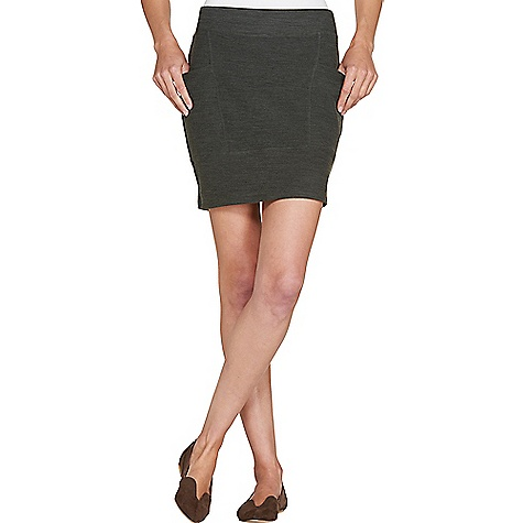 Toad & Co Intermosso Skirt