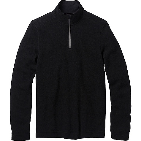Toad & Co Men's Kennicott 1/4 Zip Jersey Black Toad & Co Men's Kennicott 1/4 Zip Jersey - Black - in stock now. FEATURES of the Toad & Co Men's Kennicott 1/4 Zip Jersey Contrast jersey at collar stand and zipper guard