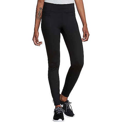 Toad & Co Women's Timehop Tight Black Toad & Co Women's Timehop Tight - Black - in stock now. FEATURES of the Toad & Co Women's Timehop Tight Polygiene odor control Bluesign approved fabric Flat encased elastic waistband Quick in pockets