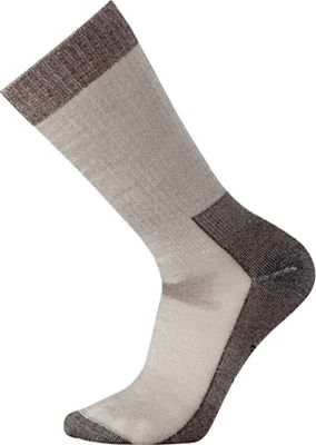 Smartwool Hunt Medium Crew Sock - Medium - Taupe