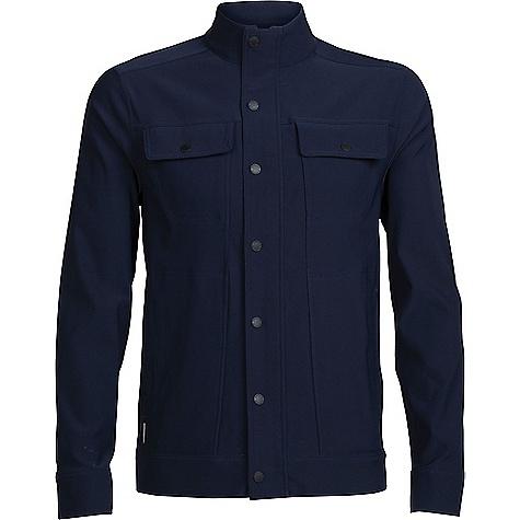 Icebreaker Utility Softshell Jacket