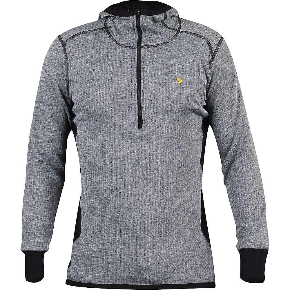 Fjallraven Men's Bergtagen Woolterry Hoodie - XL - Grey