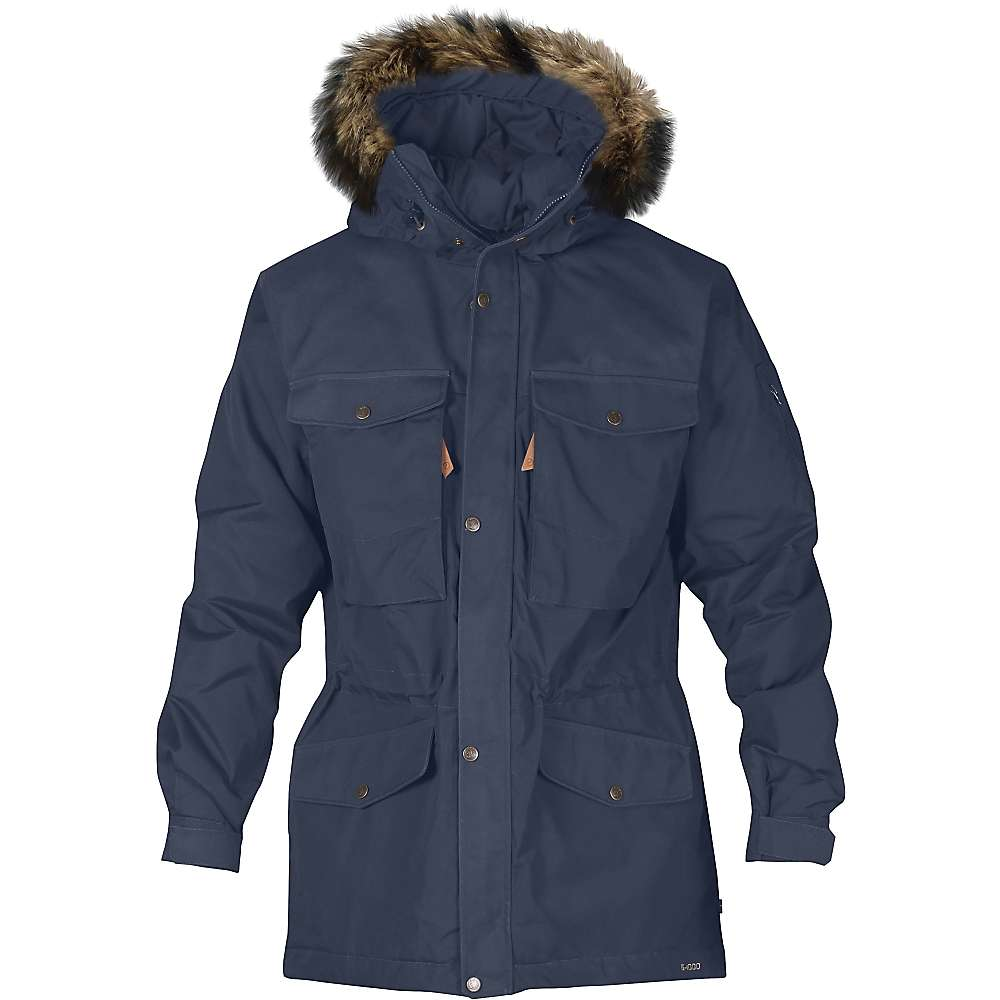 Fjallraven Men's Singi Winter Jacket - Large - Dark Navy