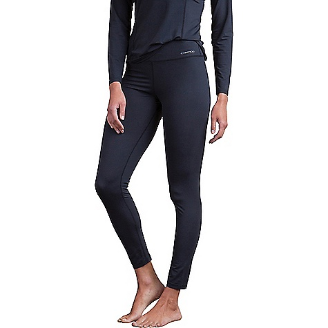 ExOfficio Women's Give-and-Go Performance Base Layer Bottom Black
