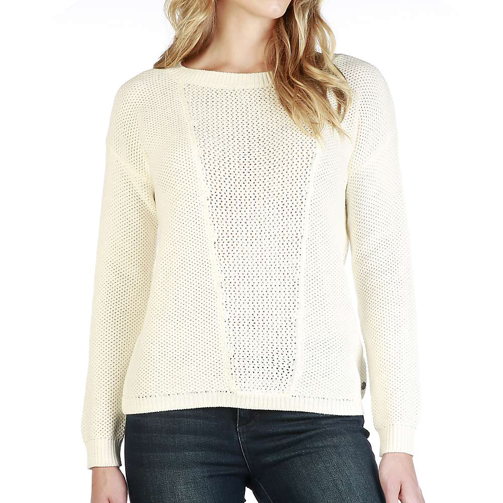 Roxy Women's Deserve Good Things Top - Small - Marshmellow