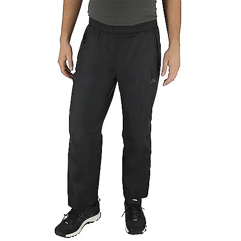 Adidas Men's CP Wandertag 2.5L Pant Black Adidas Men's CP Wandertag 2.5L Pant - Black - in stock now. FEATURES of the Adidas Men's CP Wandertag 2.5L Pant Breathable, waterproof and windproof Fully elastic waistband Two hand pockets with zip