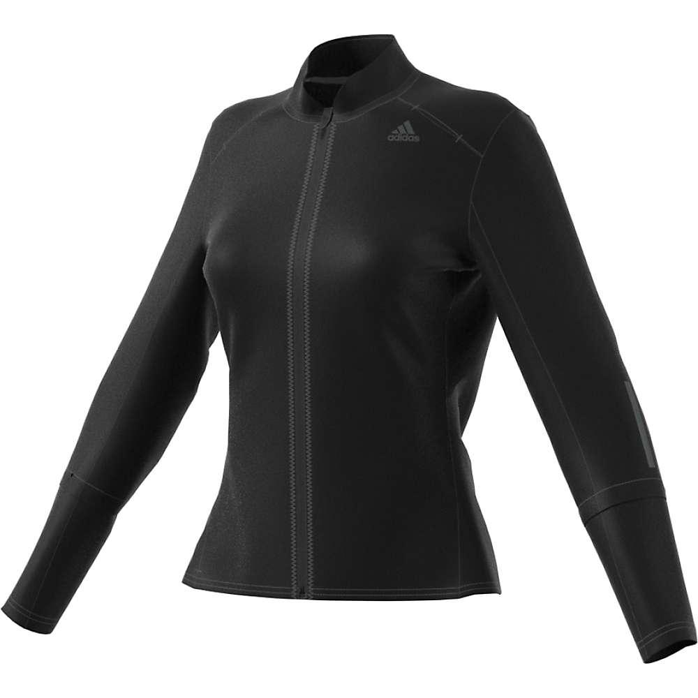 Adidas Women's Response Wind Jacket - Large - Black
