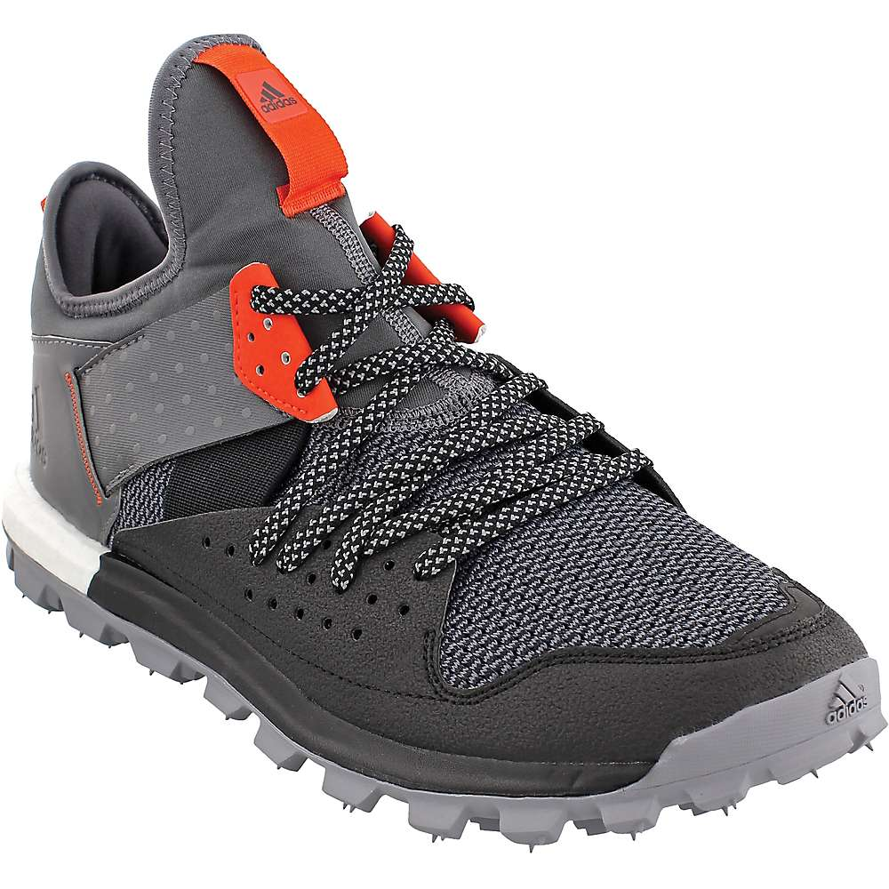 Adidas Men's Response Trail Boot - 9 - Black / Grey Five / Energy