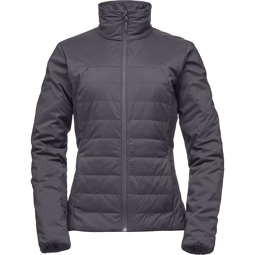 Black Diamond Women's First Light Jacket - XS - Smoke