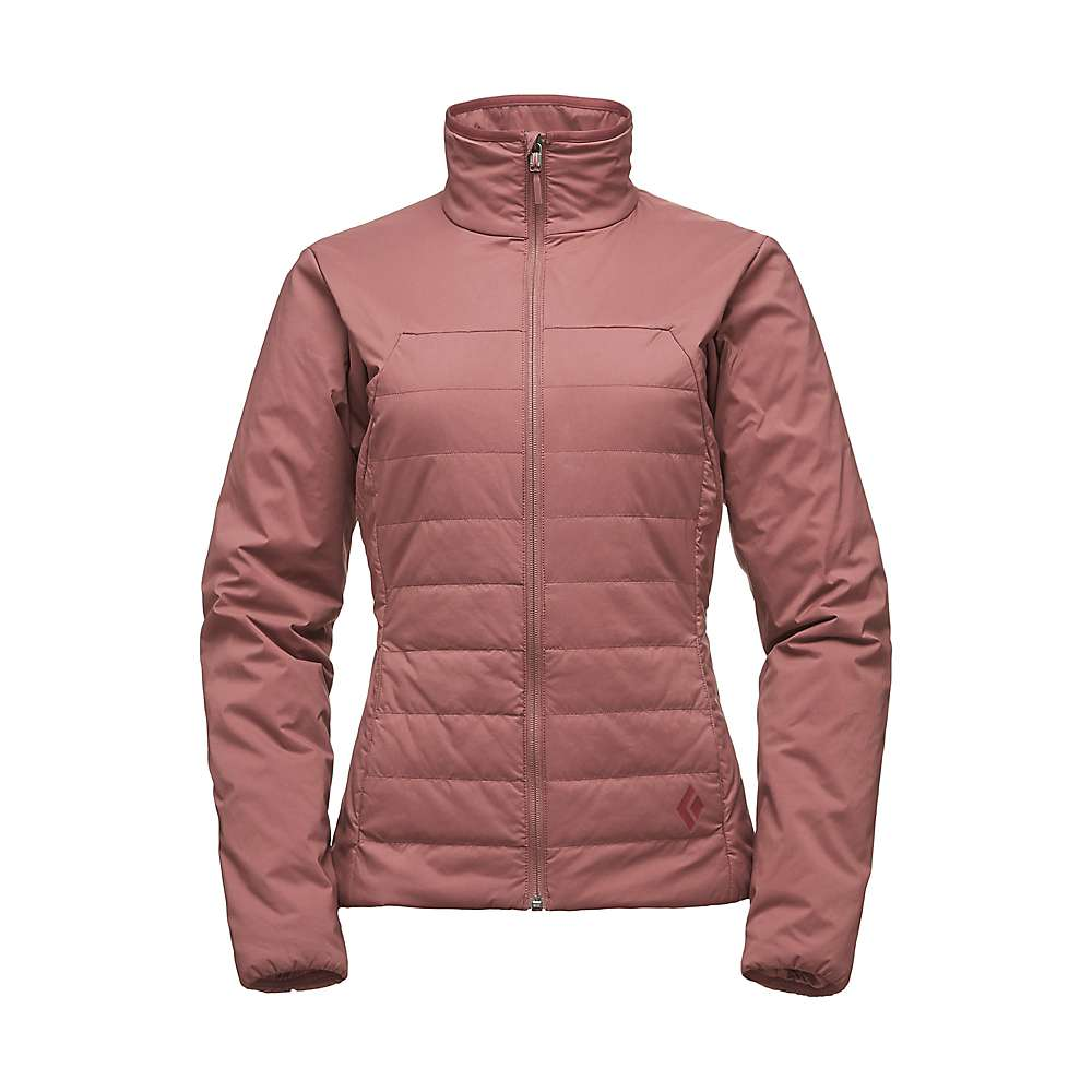 Black Diamond Women's First Light Jacket - XS - Sandalwood