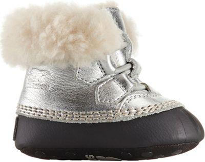 Sorel Infant Caribootie Boot - Lux / Natural Metallic