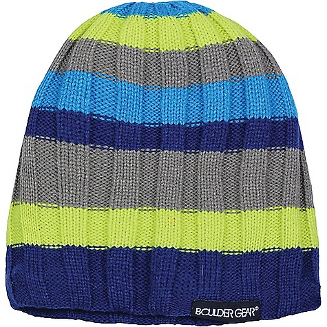 Boulder Gear Youth Throwback Beanie