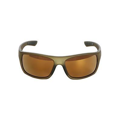 Native Distiller Polarized Sunglasses - Matte Moss / Bronze Reflex Polarized