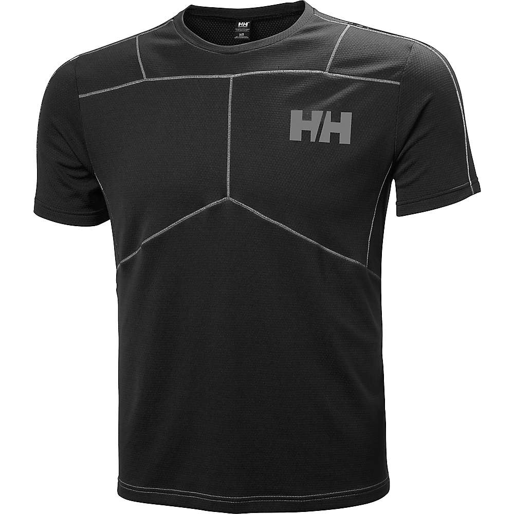 Helly Hansen Men's HH Lifa Active Tee - Medium - Black