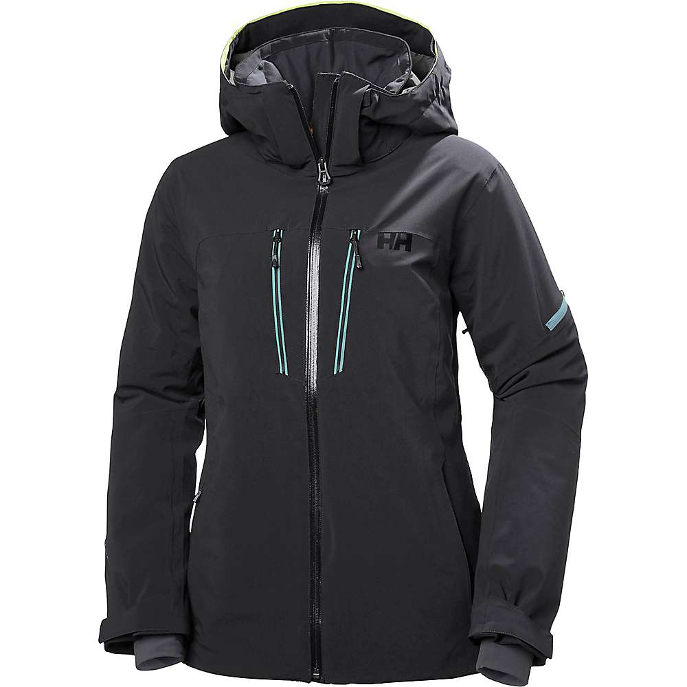 Helly Hansen Women's Motionista Jacket - Medium - Graphite Blue