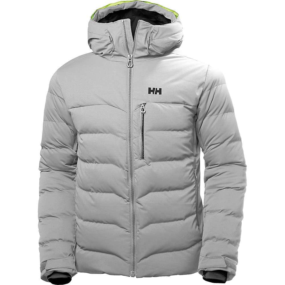 Helly Hansen Men's Swift Loft Jacket - Medium - Light Grey