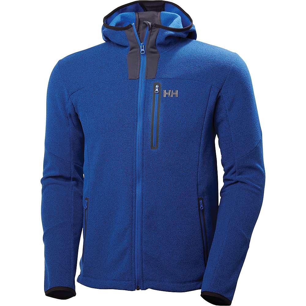 Helly Hansen Men's Vanir Fleece Jacket - Large - Olympian Blue