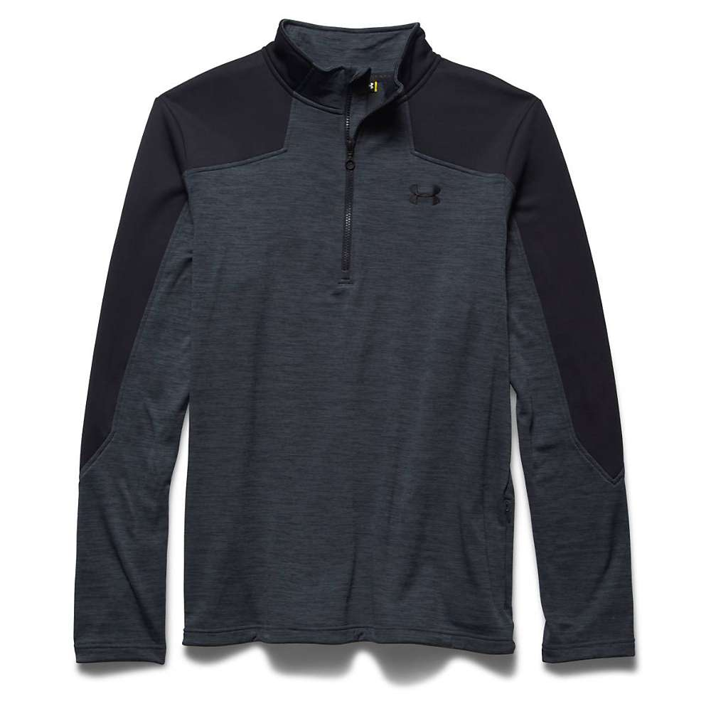 Under Armour Men's UA Expanse 1/4 Zip Top - Medium - Stealth Grey / Black
