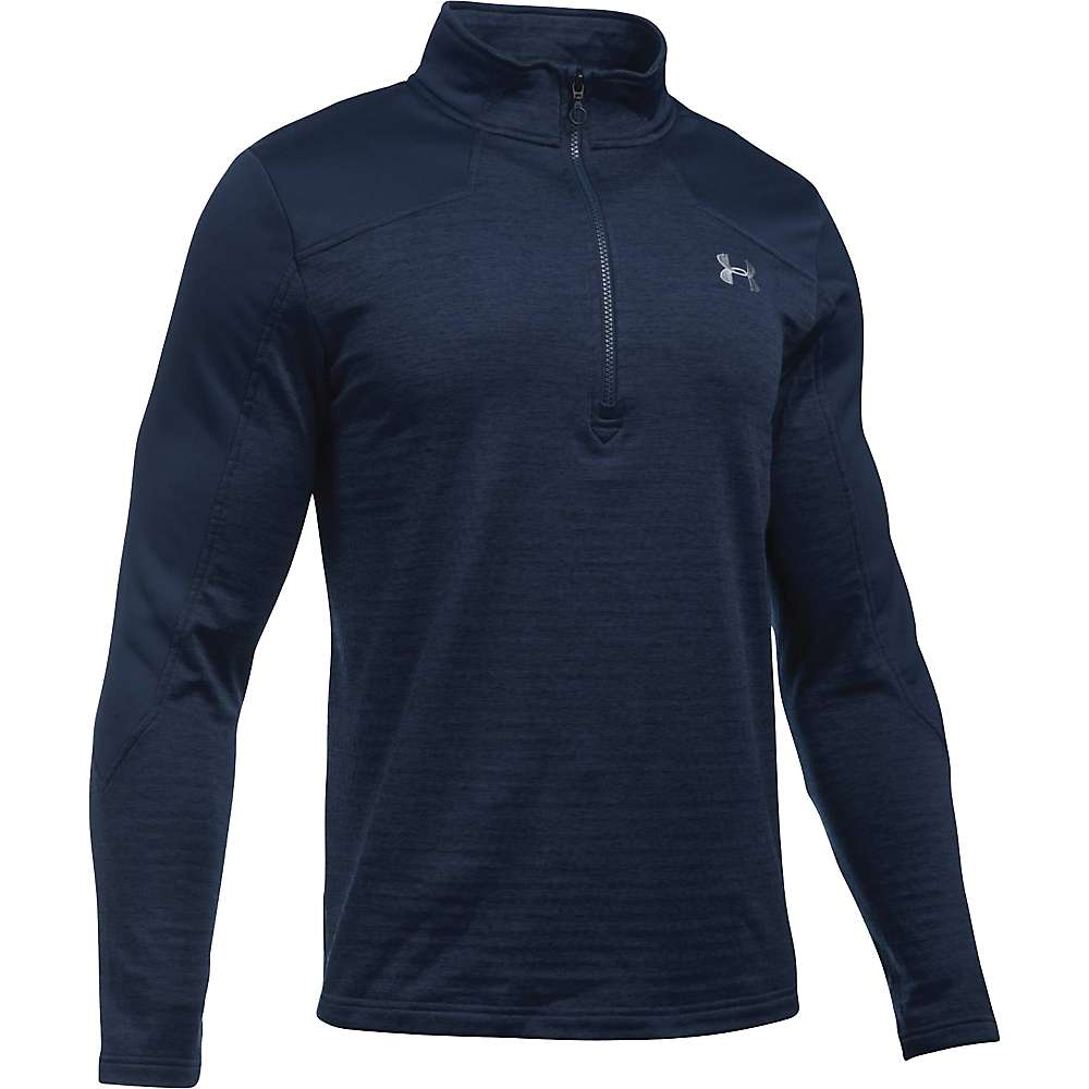 Under Armour Men's UA Expanse 1/4 Zip Top - XL - Midnight Navy / Overcast Grey