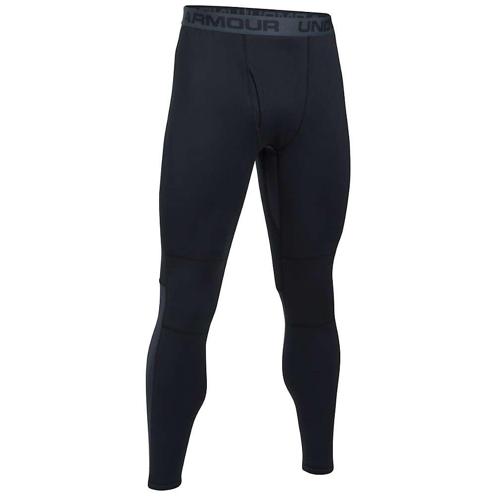 Under Armour Men's UA Extreme Base Legging – Small – Black / Stealth Gray