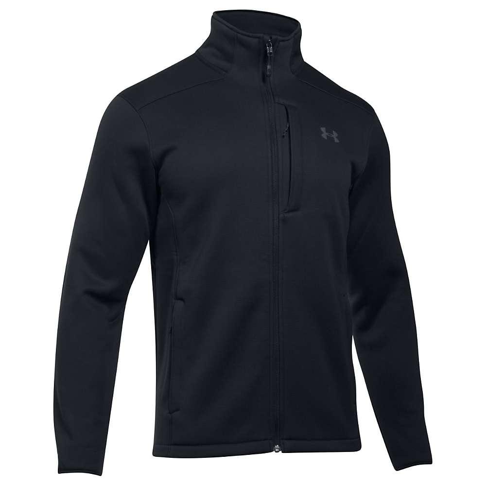 Under Armour Men's UA Extreme ColdGear Jacket - Medium - Black / Rhino Gray