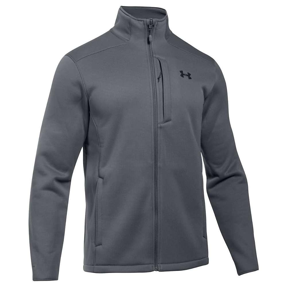 Under Armour Men's UA Extreme ColdGear Jacket - Medium - Rhino Grey / Black