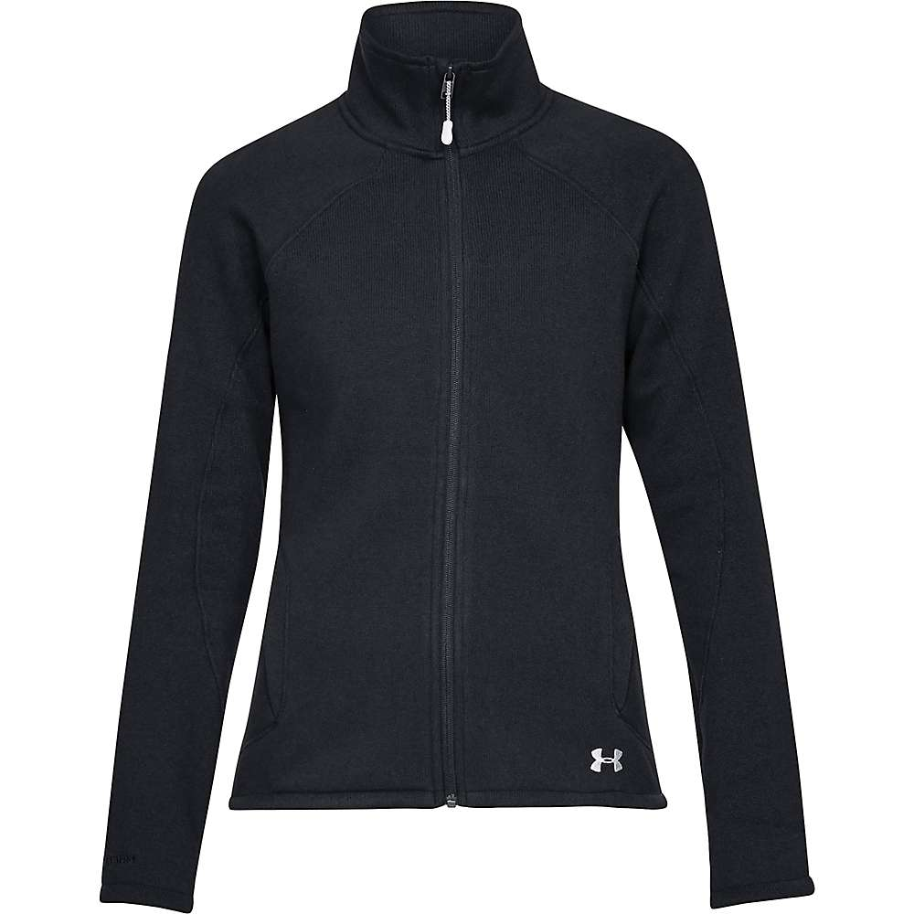 Under Armour Women's UA Wintersweet Jacket - Medium - Black / Glacier Grey