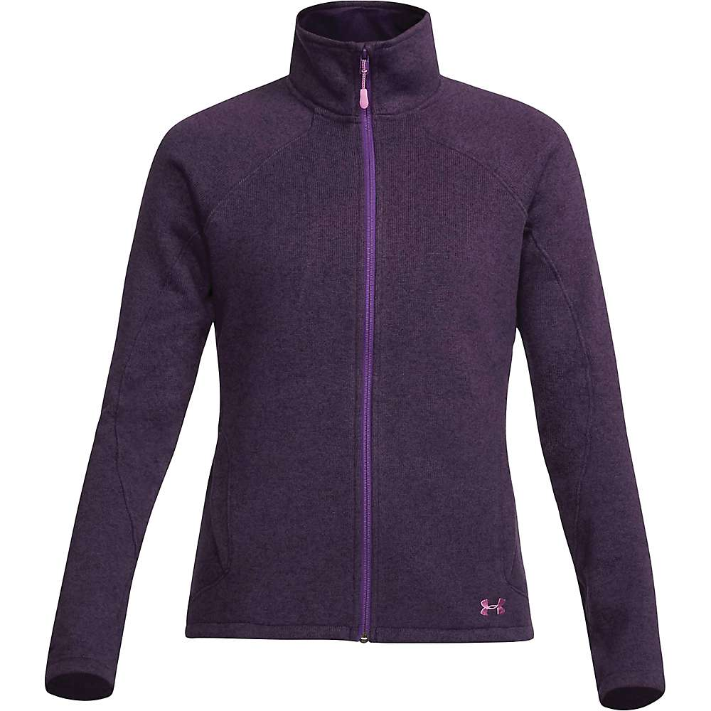 Under Armour Women's UA Wintersweet Jacket - Large - Premier Purple / Wisteria