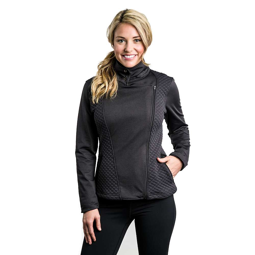 Stonewear Designs Women's Voyager Jacket - Large - Black