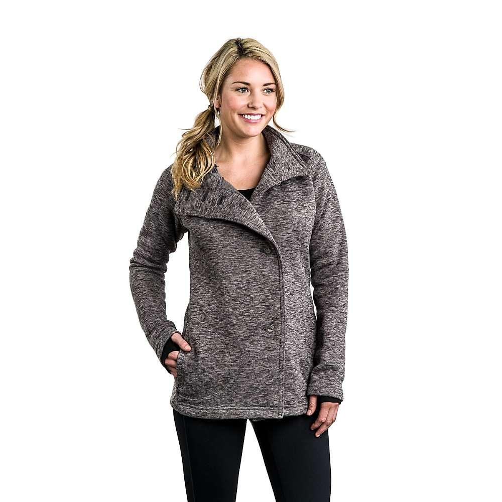 Stonewear Designs Women's Woodland Jacket – Large – Heather Grey