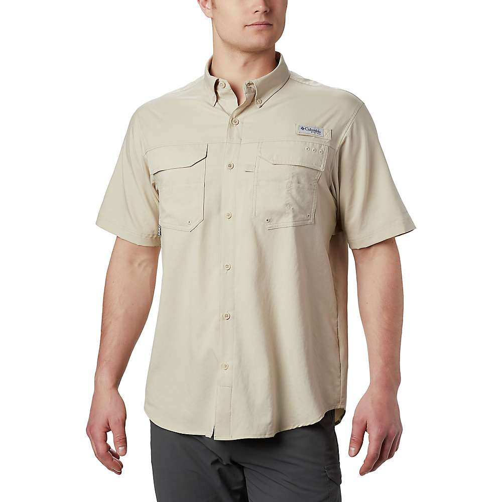 56b43ef20e4 888458870648. Columbia Men's Blood And Guts III SS Woven Shirt - Small -  Fossil. EAN-13 Barcode ...
