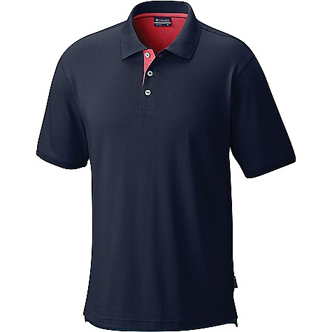 Click here for Columbia Mens Harborside Polo Shirt Blue prices
