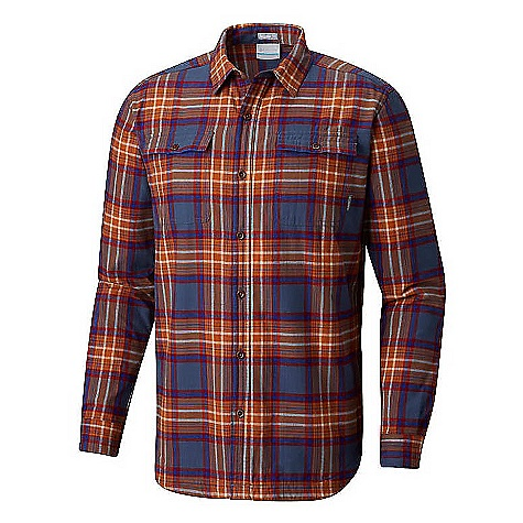 Columbia Men's Flare Gun Waffle Lined Flannel II Shirt Dark Mountain Check Columbia Men's Flare Gun Waffle Lined Flannel II Shirt - Dark Mountain Check - in stock now. FEATURES of the Columbia Men's Flare Gun Waffle Lined Flannel II Shirt Lined Button closure chest pocket