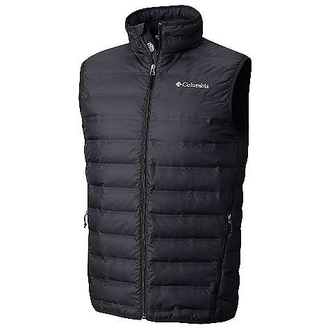 Click here for Columbia Mens Lake 22 Down Vest Black prices