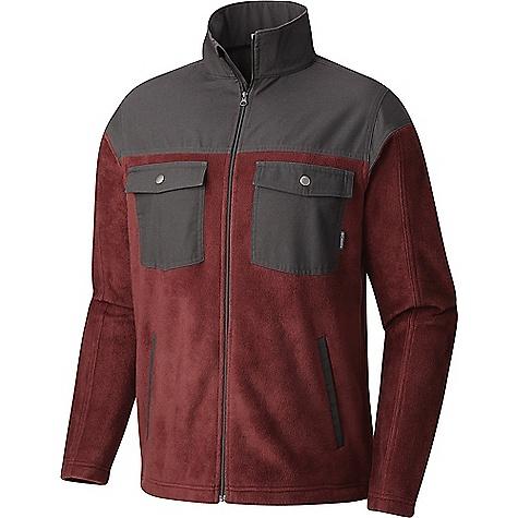 Columbia Steens Mountain Novelty Fleece Jacket