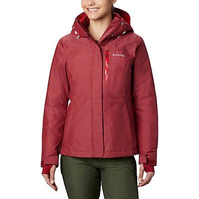 Columbia Alpine Action Omni-Heat Jacket - Beet - Women