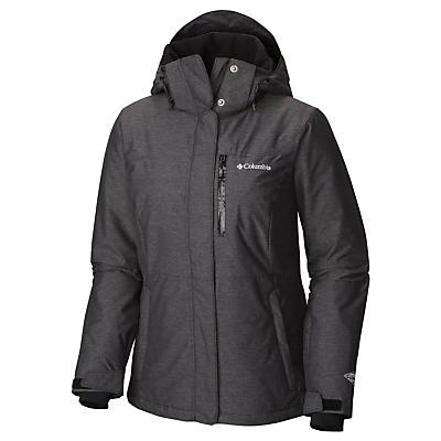 Columbia Alpine Action Omni-Heat Jacket - Black - Women