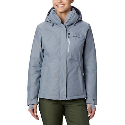 Columbia Alpine Action Omni-Heat Jacket - Tradewinds Grey - Women