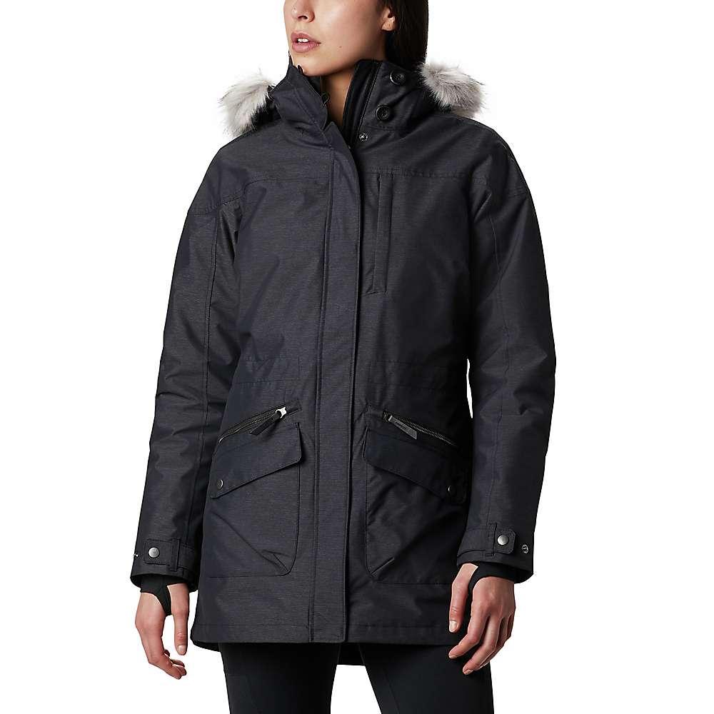 Columbia Women's Carson Pass IC Jacket - XS - Black