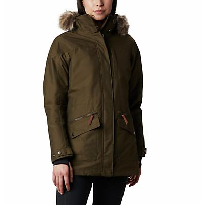 Columbia Carson Pass IC Jacket - Olive Green - Women