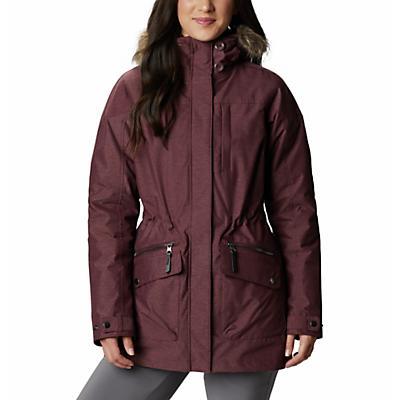Columbia Carson Pass IC Jacket - Malbec - Women