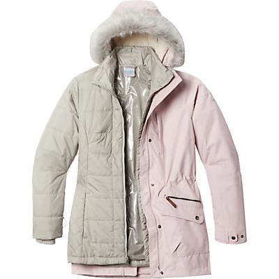 Columbia Carson Pass IC Jacket - Mineral Pink - Women