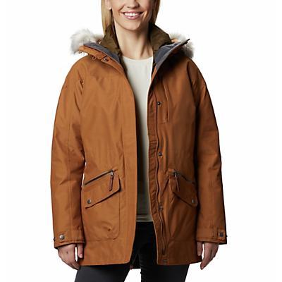 Columbia Carson Pass IC Jacket - Camel Brown - Women