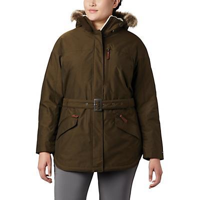 Columbia Carson Pass II Jacket - Olive Green - Women