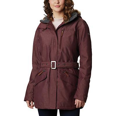 Columbia Carson Pass II Jacket - Malbec - Women