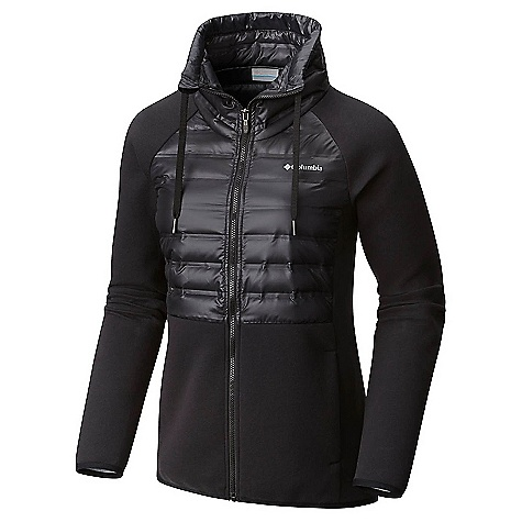 Columbia Women Luna Vista Hybrid Jacket