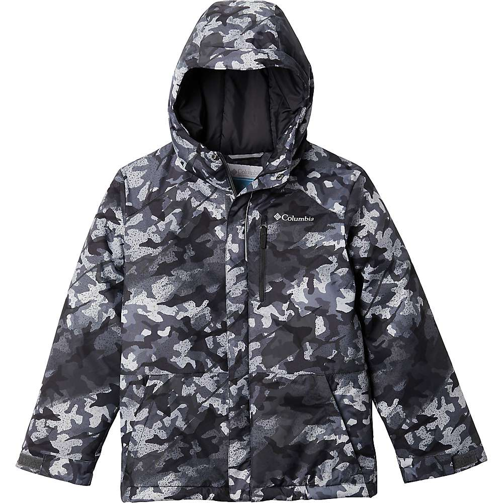 Discounts Columbia Toddler Boys Lightning Lift Jacket - 3T - Shark Brushed Camo Print